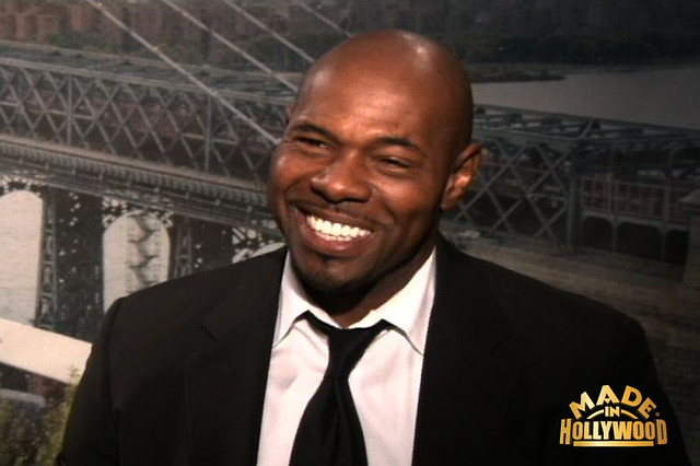 Antoine Fuqua at his Brooklyn's Finest Interview