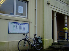 Oystermouth Library 2 taken by Paul Gadsby