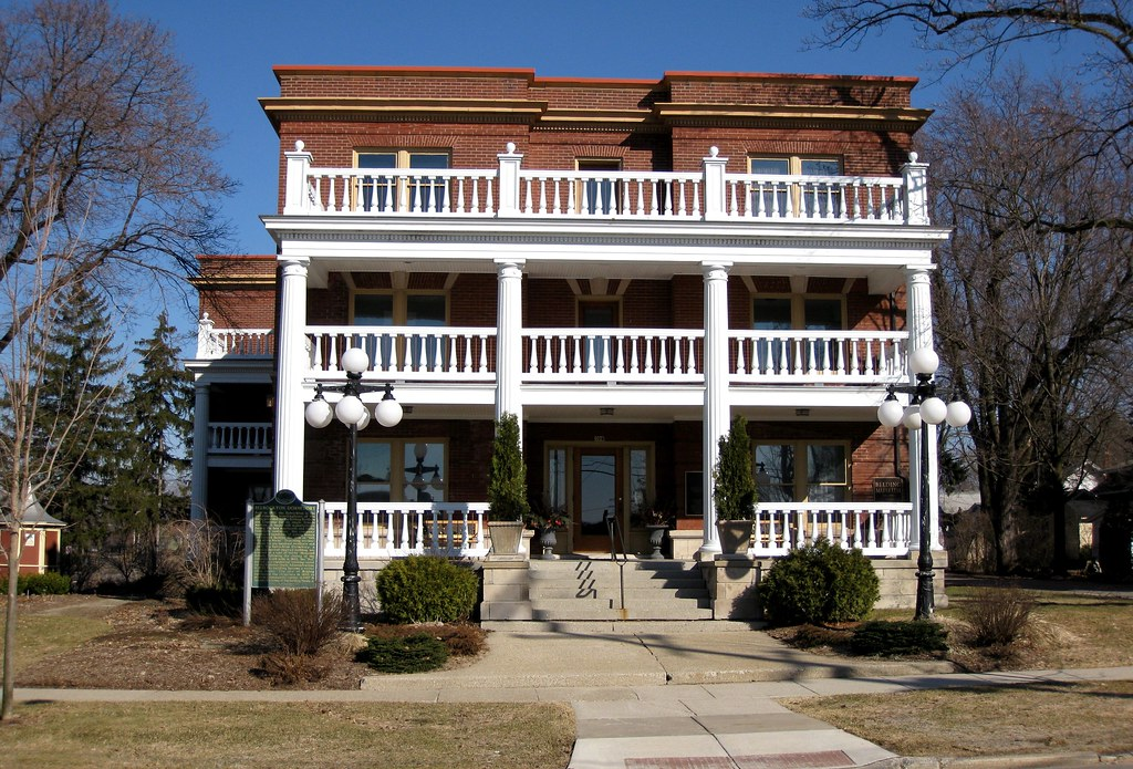 Greenville Michigan Bed And Breakfast
