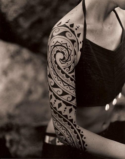 blackwork tattoo explore richard lamos 39 photos on flickr flickr photo sharing. Black Bedroom Furniture Sets. Home Design Ideas