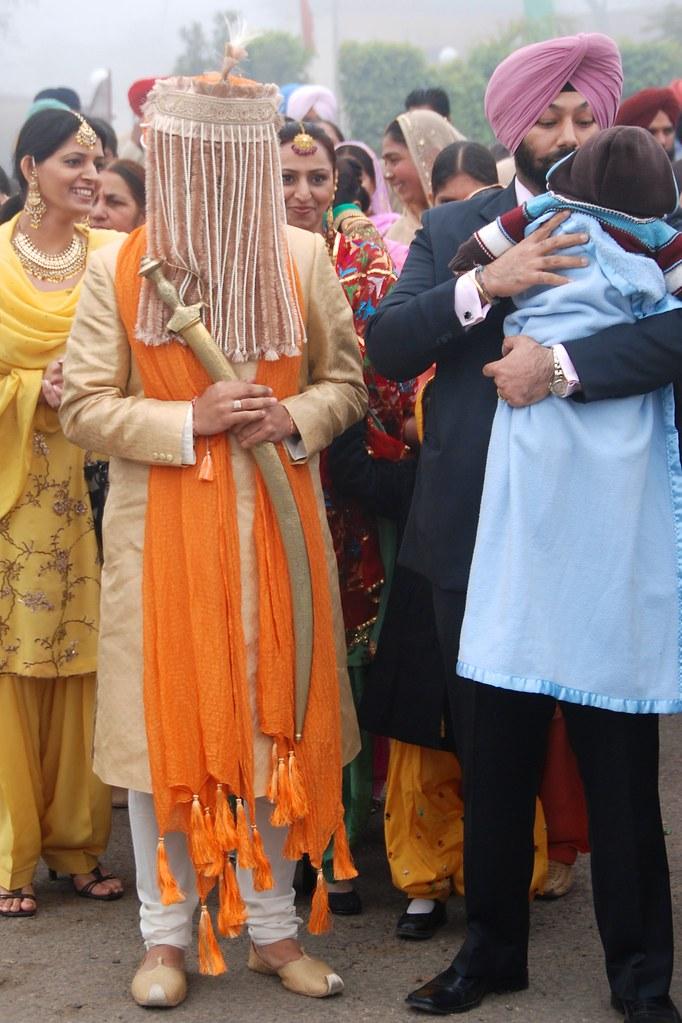 Ravneet Before Wedding Ceremony