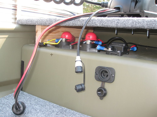 Robr3004 39 s tracker 1436 mod for Fish finder for jon boat
