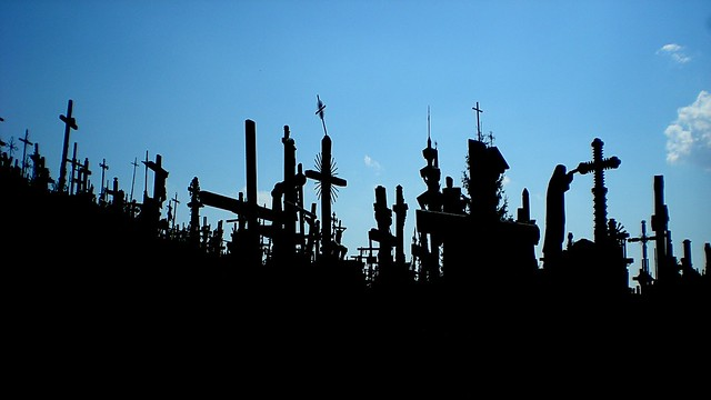 Hill of Crosses 02