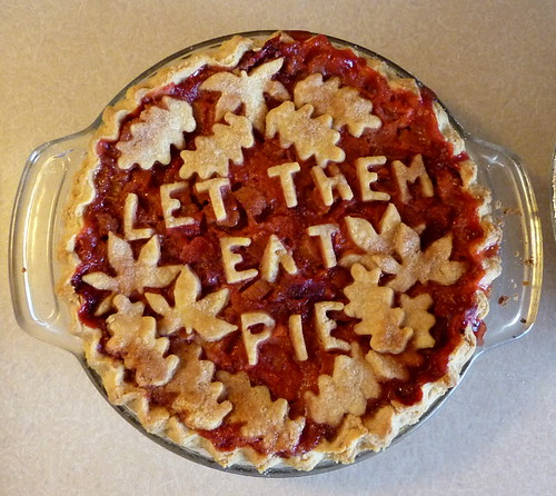 Let Them Eat Pie - Strawberry/Rhubarb CVPP