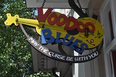 Voodoo Blues, NOLA, French Quarter