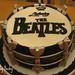 Beatles Drum Cake by ButRCream