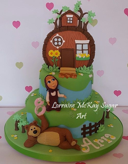 Cake from Extra Icing by Lorraine Duffy