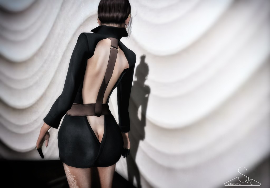 [sYs] PLAISIR dress - SecondLifeHub.com