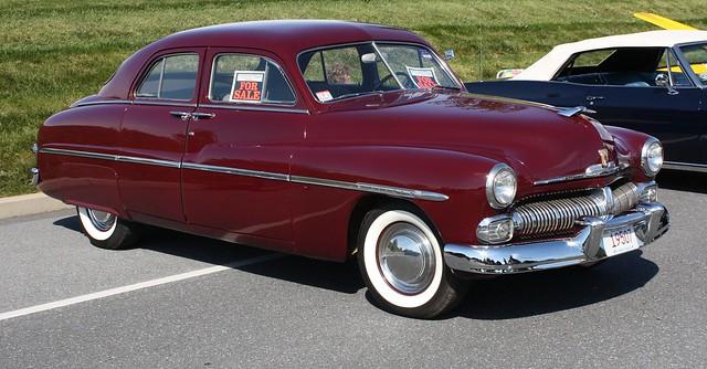 1950 mercury 4 door flickr photo sharing for 1950 mercury 4 door for sale