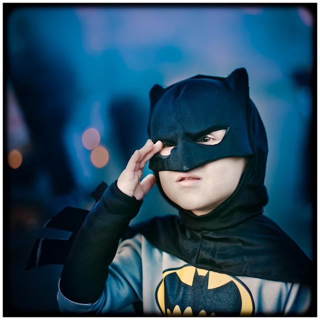 Bat Boy.