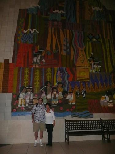 Mary blair mural disney 39 s contemporary resort flickr for Contemporary resort mural
