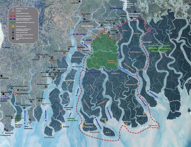 The Sunderban Delta