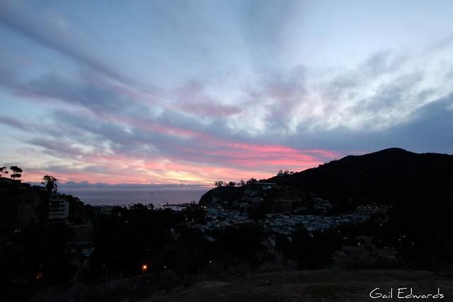 Catalina Sun Rise