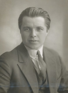 Arkitekt Frithjof William Rode (1896 - 1963)