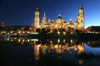 Zaragoza reflections