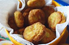 breakfast, fried food, fritter, pakora, food, dish, cuisine, fast food, falafel,