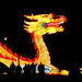 China festival of lights, dragon