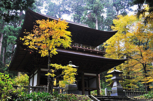 Daiyuuzan2 大雄山最乗寺