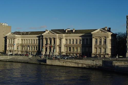 Aquarium et musée des sciences