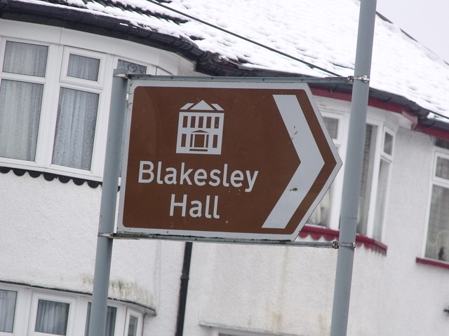 Blakesley Hall Definition Meaning