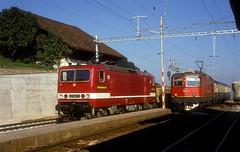 * Schweiz  SOB  155 252  bis  Dampfloks
