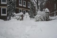 Rotund Snowman