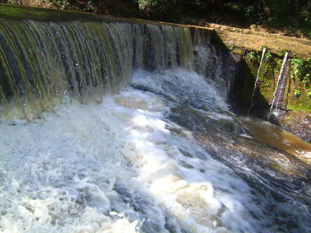 cachoeira  Laranjal Paulista