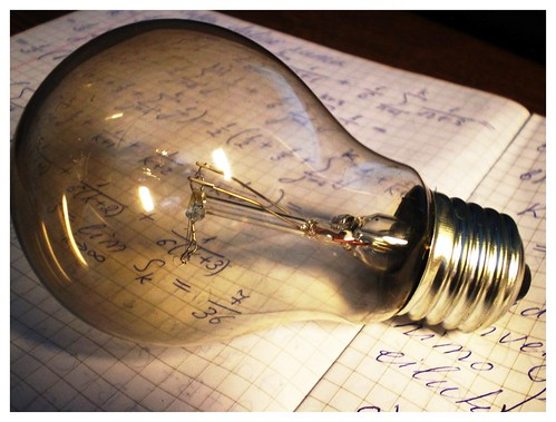 Insights Idea Light Bulb