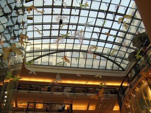 Praha - Nákupní centrum Palladium