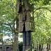 Wooden Twitcher monument