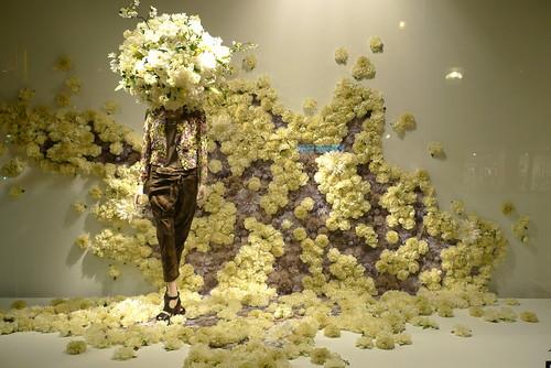 La f te du printemps le journal des vitrines - Jardin contemporain et accueillant pour le printemps enidees ...