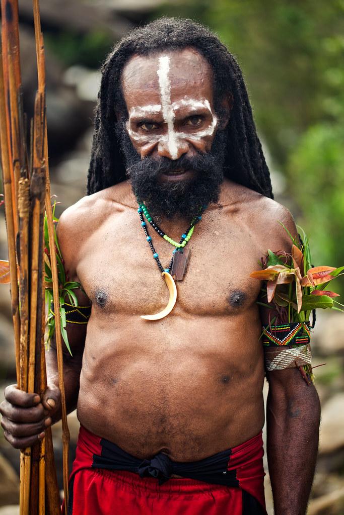 Lani jungle man