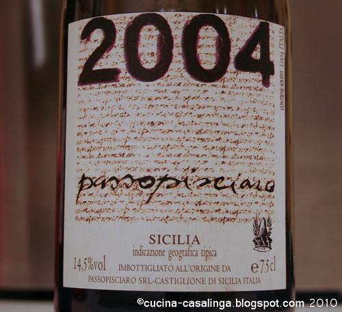 Wein Passopisciaro