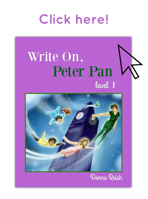 Product Highlight Write On, Peter Pan! Level I