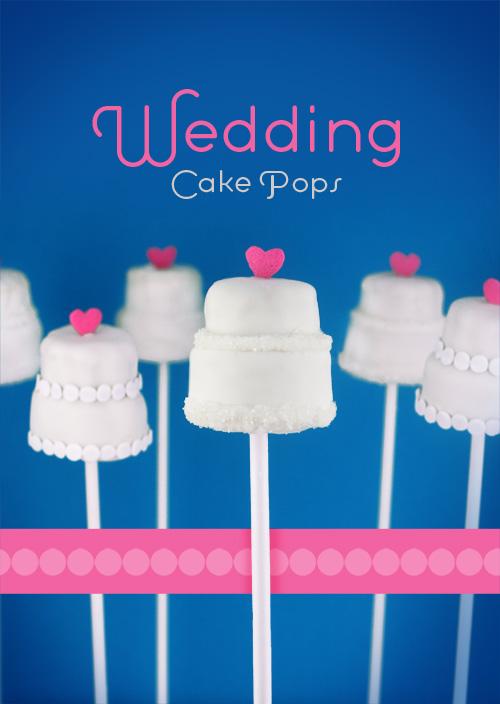 Images Wedding Cake Pops : Wedding Cake Pops   bakerella.com