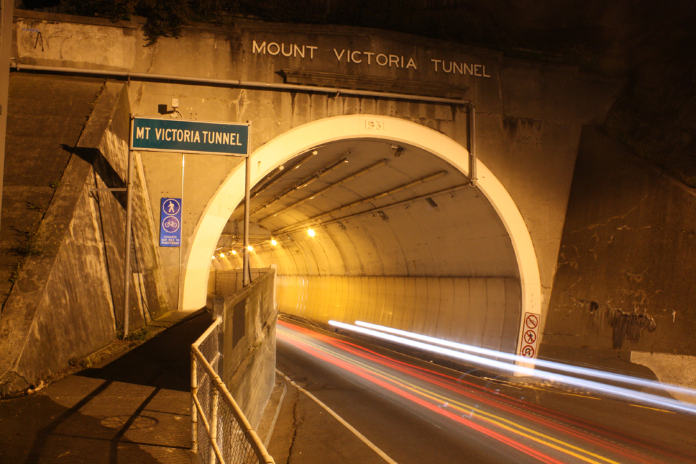 The Mouth Of  Vic Tunnel