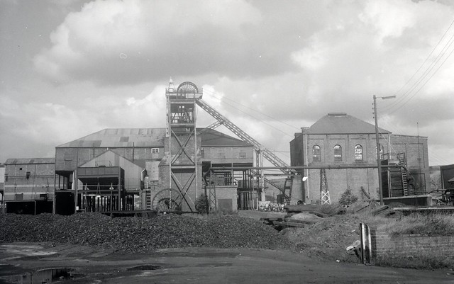 Usworth Colliery (1845-1974)