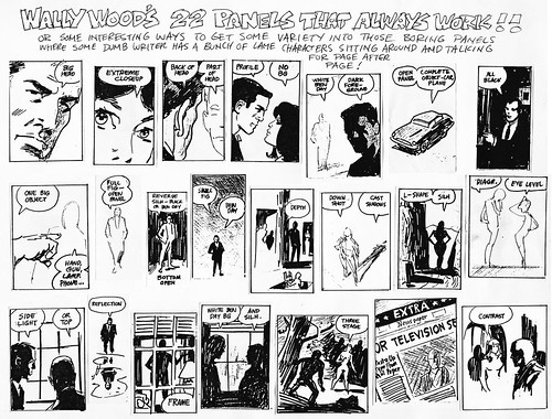 Wally Wood's 22 Panels That Always Work
