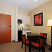 King Jacccuzi Suite at Denver CO