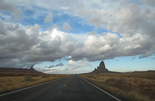 REZ, Monument Valley, Clouds, Arizona, Sout… IMG_1297