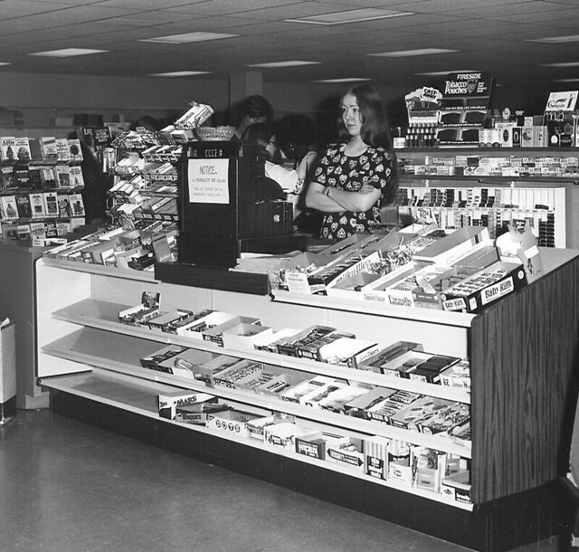 Bookstore Entrance_1972