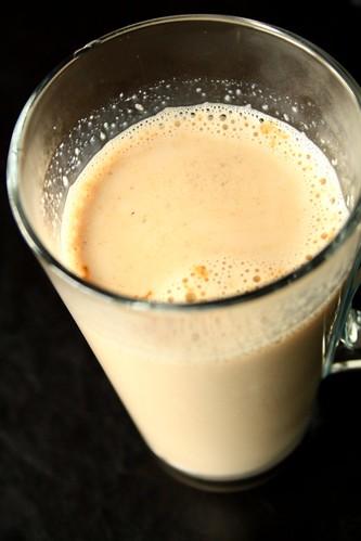 Hazelnut Baileys Milk