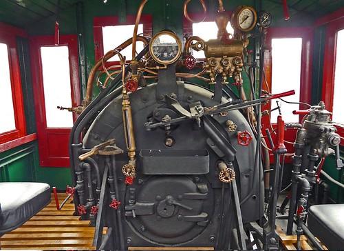 K18 RR engine controls