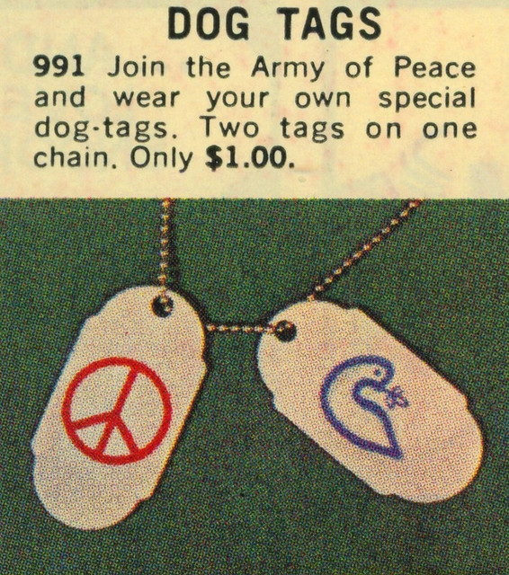 Join the Army of Peace