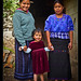 Cristallina, Ixchel and Imelda, Todos Santos, Guatemala