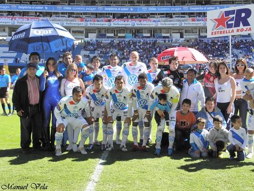 P1170100 Victoria de Tigres UANL 1-0 al Puebla FC en el estadio Cuauhtémoc por LAE Manuel Vela