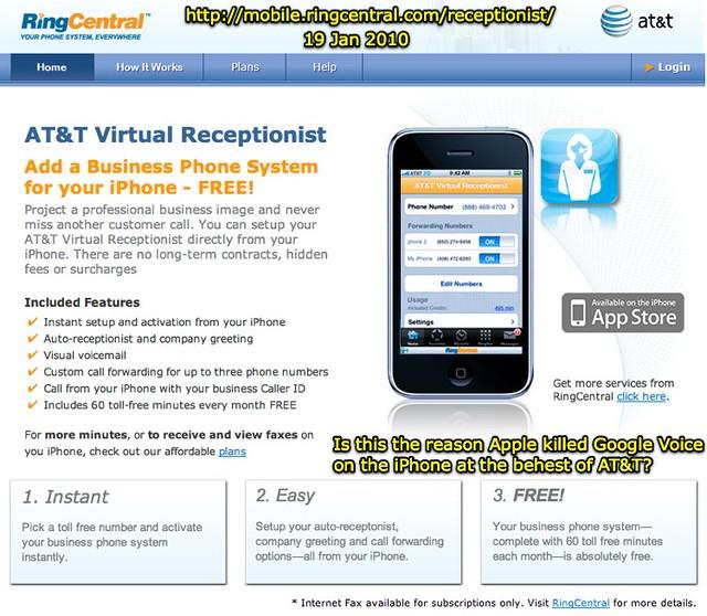 iPhone Virtual Receptionist   Business Phone Service by Ri    Flickr bi2MTxPL