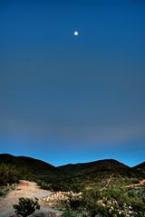 Thunderbird Sunset HDR 01