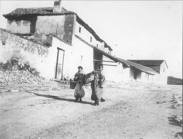 Venta del Alma hacia 1900. Foto de Pedro Román ?