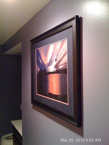 Day 88: Framed Picture